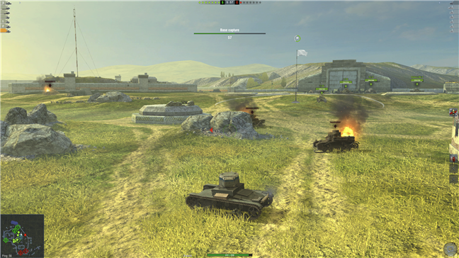 Download free PC game for Windows 10: World of Tanks Blitz
