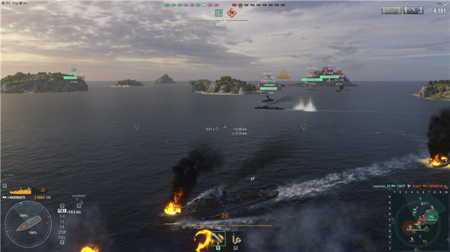 Download free PC game for Windows 10: World of Warships