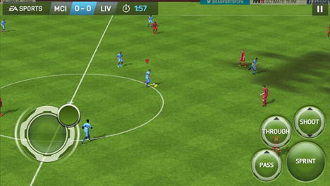 Fifa 15: Ultimate Team, free, game, Windows 8.1, Windows Store