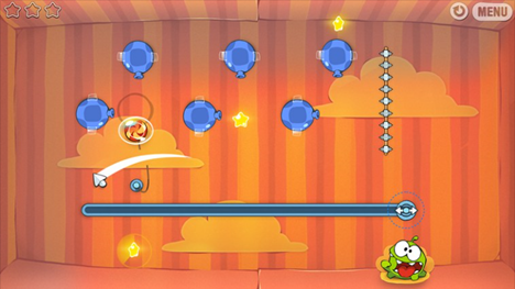 Cut the rope, free, game, Windows 8.1, Windows Store