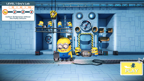 Despicable Me: Minion Rush, free, game, Windows 8.1, Windows Store