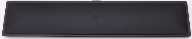 A wrist rest made by Razer
