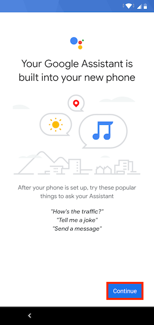 Suggestions about using the Google Assistant