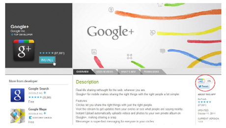 Google+ The Missing Manual