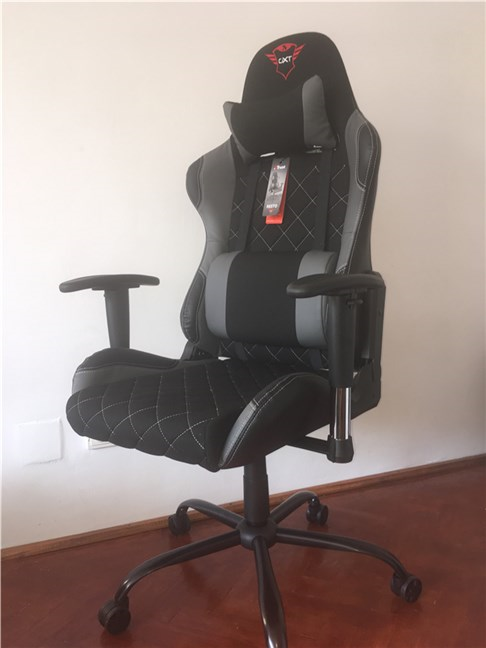 The Trust GXT 707 Resto V2 gaming chair