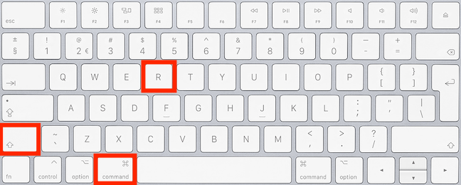 The keyboard shortcut for the Hard Refresh on Google Chrome