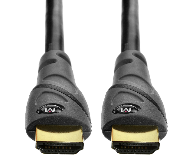 Mediabridge HDMI 2.0 Cable that works with HDR