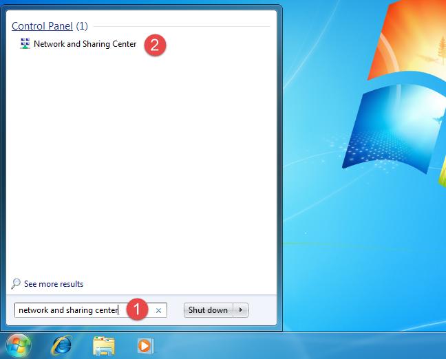 Windows, Homegroup