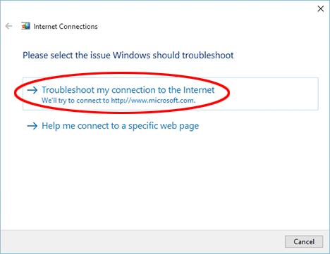 Internet, connection, problem, wireless, network, troubleshoot, repair, Windows