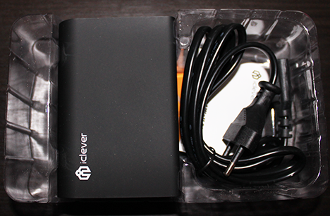 iClever, travel, wall, charger, review