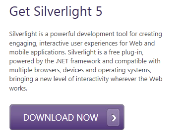 Internet Explorer 64 bit - Silverlight