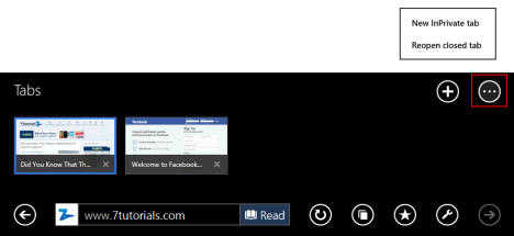 Internet Explorer 11, touch, version, how to, Windows 8.1