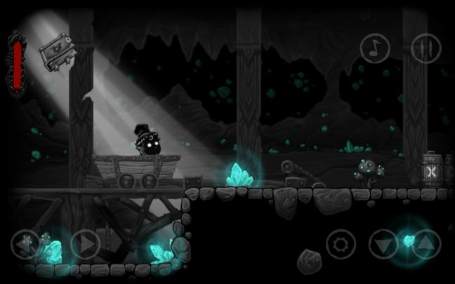 Ignatius, game, Android, free, Sons of welder, puzzle-platformer