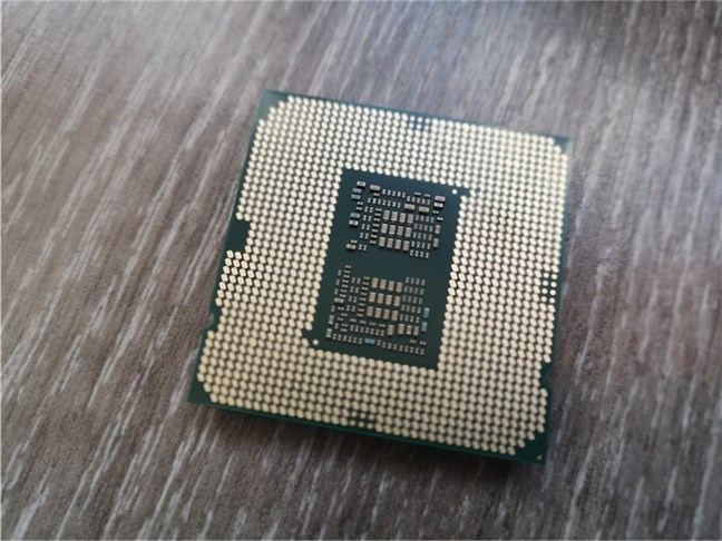 The Intel Core i5-10600K uses an LGA 1200 socket
