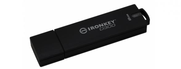 IronKey D300
