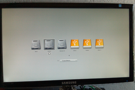 Mac, OS X, Boot Camp, Windows 8, Installation