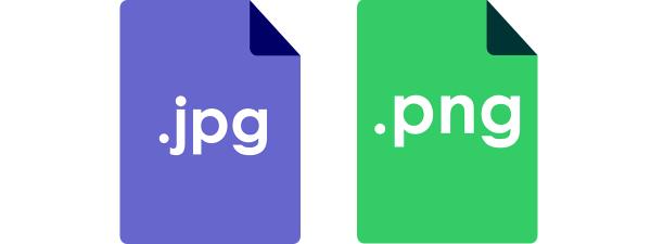 JPG or PNG