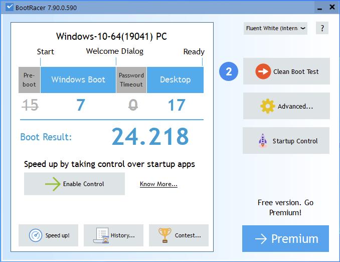"""Kingston KC600 2.5"""" SATA SSD: Windows 10 boot time"""
