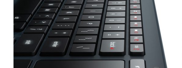 Logitech K830 Illuminated Living-Room Keyboard