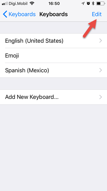 iPhone, iPad, iOS, keyboard, input, language