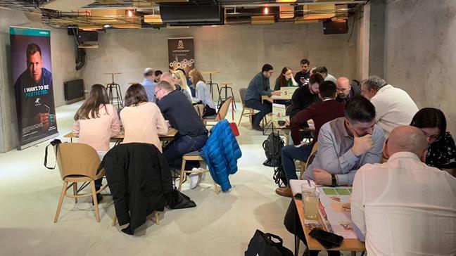 Kaspersky Interactive Protection Simulation (KIPS) workshop