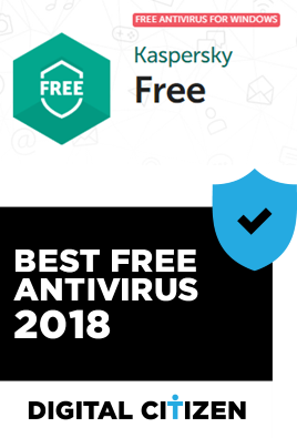 Digital Citizen Awards: The best free antivirus product of the year 2018