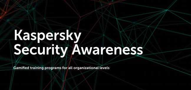 Kaspersky Security Awareness