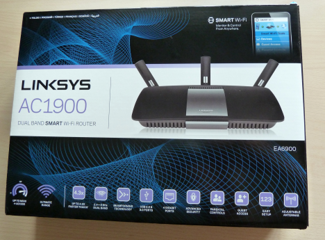 Linksys, Smart Wi-Fi, EA6900, wireless, router, ac1900, review, performance, benchmarks