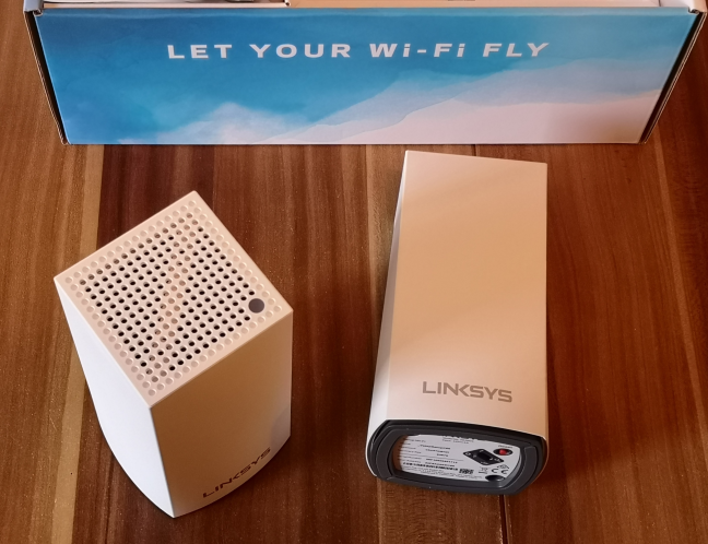 Linksys Velop WHW01