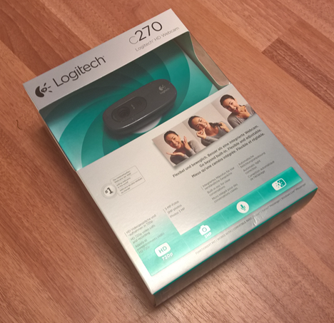 Logitech HD Webcam C270, review, performance, specifications
