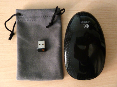 Logitech M600 Touch Mouse