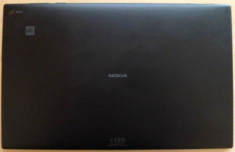 Nokia Lumia 2520, tablet, Windows RT 8.1, review, performance, benchmarks