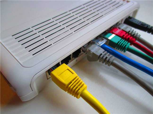 An Ethernet switch