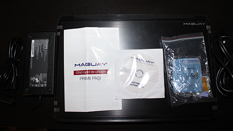 Maguay, MyWay, P1704x, laptop, Windows, test, review, gaming, pc, mobile