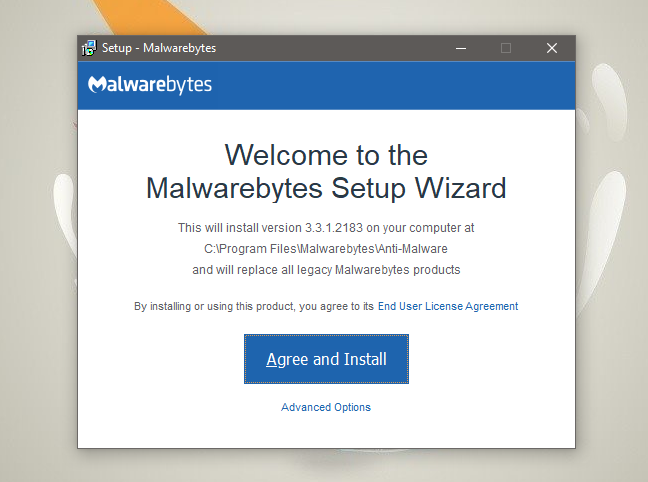 Malwarebytes for Windows Premium