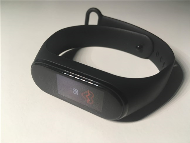 Xiaomi Mi Smart Band 4: What it looks like