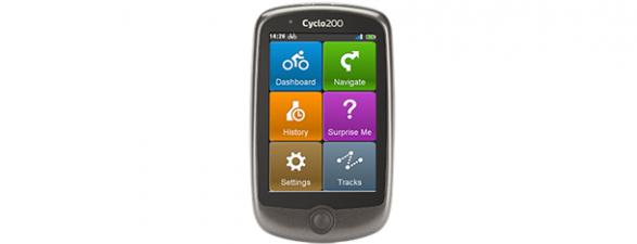 Mio Cyclo 200