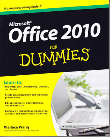Microsoft Office 2010 for Dummies