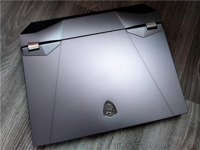 The MSI GT76 Titan DT 9SG gaming laptop