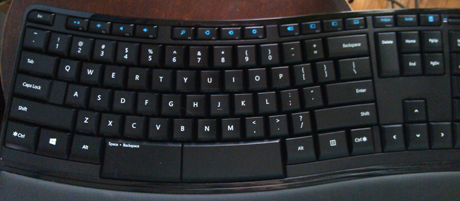 Microsoft Sculpt Touch Keyboard - Review