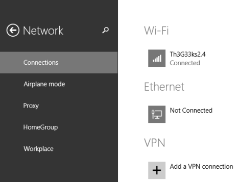 Windows 8.1, network, location, sharing, discovery, change, private, public