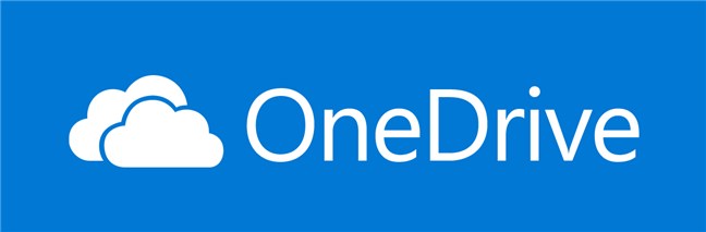 The OneDrive logo
