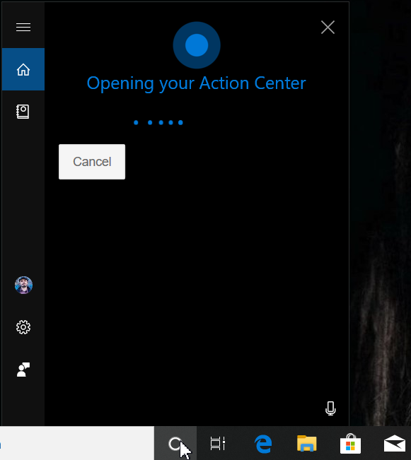 How To Open The Action Center In Windows 10 Digital Citizen