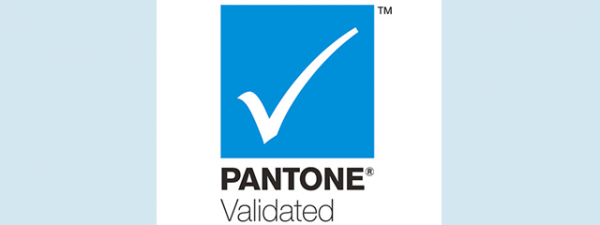 Pantone Validated