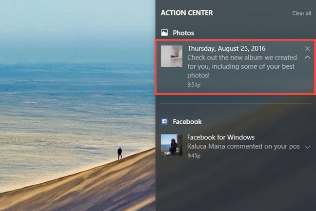 Windows 10, Photos, generated, album