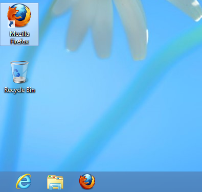 Windows 8 - Pin Apps