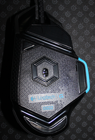 Logitech, Proteus, Core, mouse, review, gaming