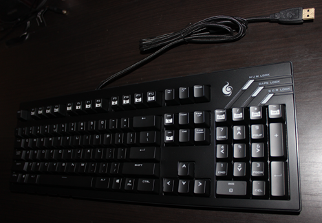 Cooler Master, CM Storm, QuickFire, Ultimate, keyboard, mechanical, review, gaming