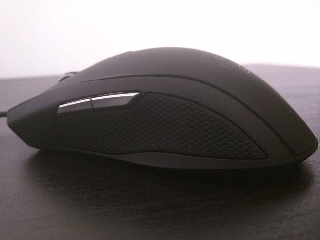 Razer Taipan, gaming, mouse, ambidextrous