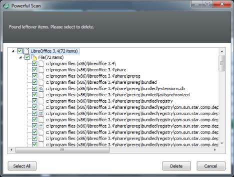 Software Uninstaller